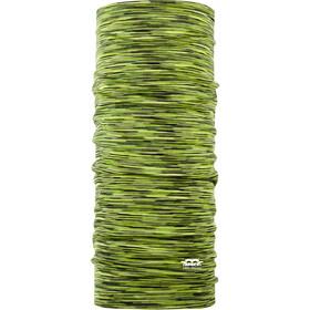 P.A.C. Merino Loop Sjaal, groen/zwart